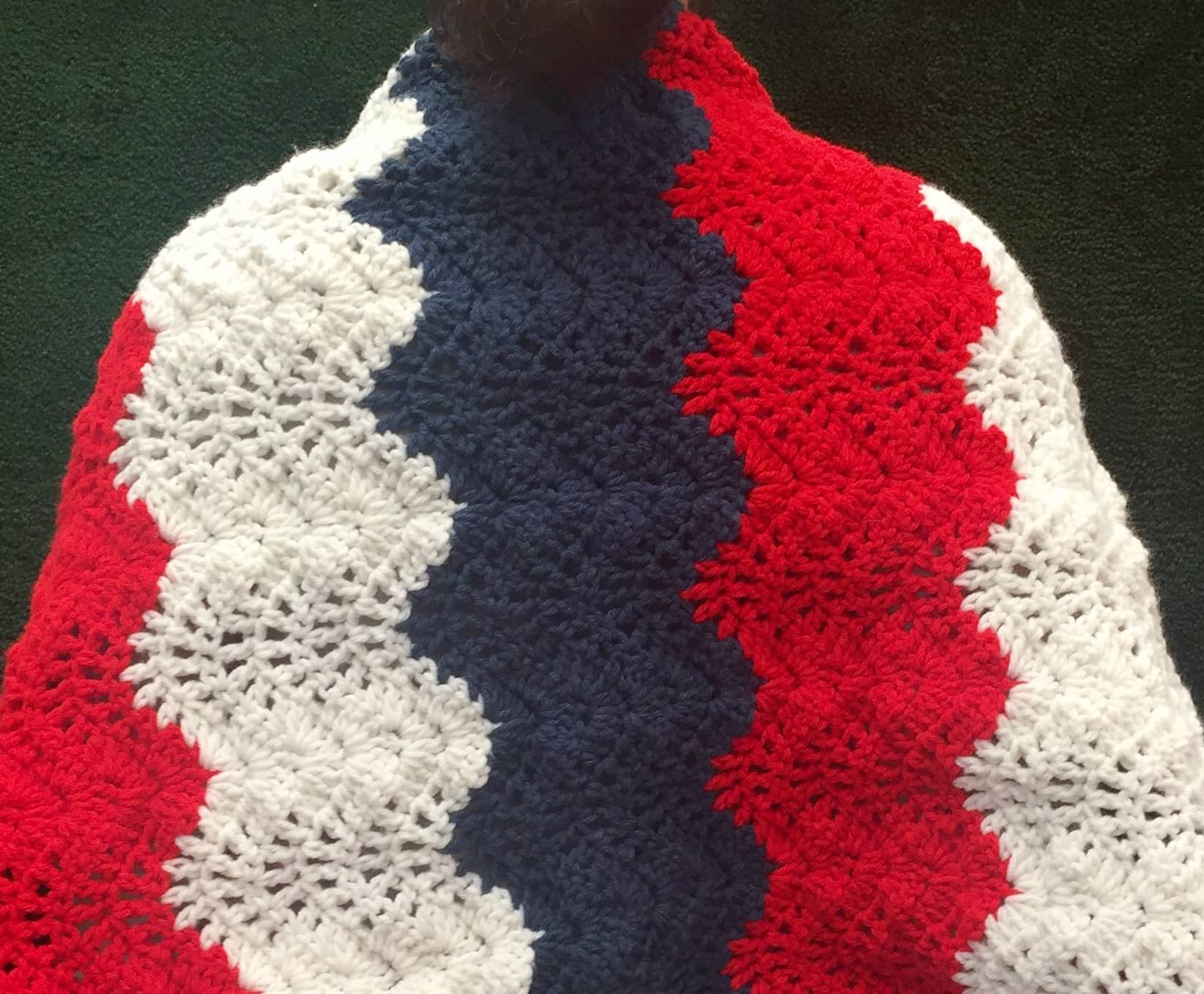 Prayer Shawl - Ascension Lutheran Church Thousand Oaks